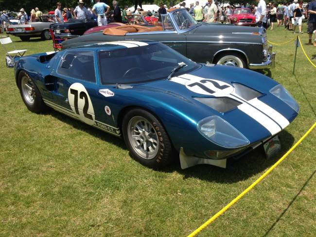 Ford GT40 Prototype