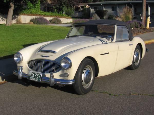 Austin-Healey 3000 MK I