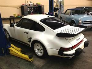 1989 Porsche 911 Turbo-look