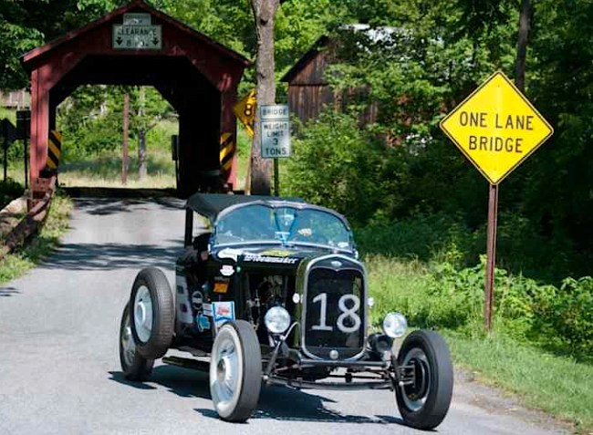 30 Ford Model A
