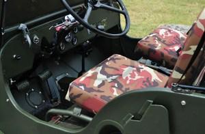 49 Willys Jeep CJ2A