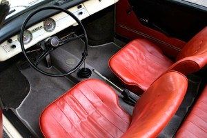 62 BMW 700 Cabriolet