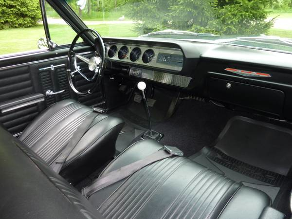 64 Pontiac GTO ...