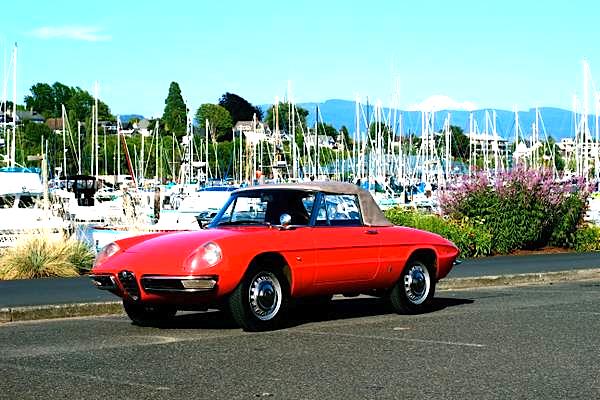 67 Alfa Romeo Duetto