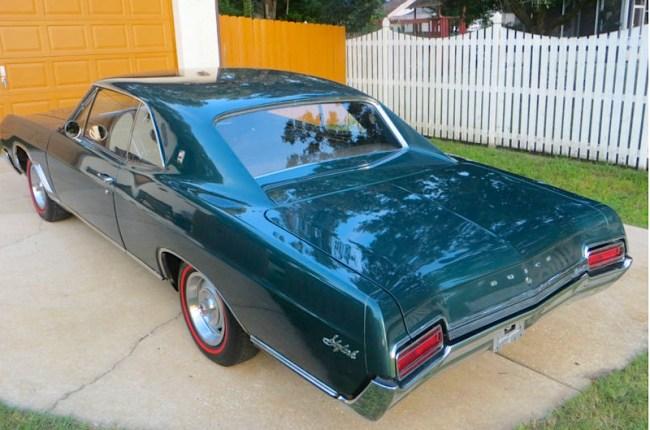 67 Buick Skylark