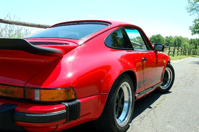 77 Porsche Carrera