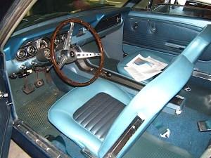 1966 Mustang GT K-Code