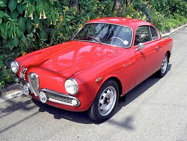 58 Alfa Romeo Giulietta