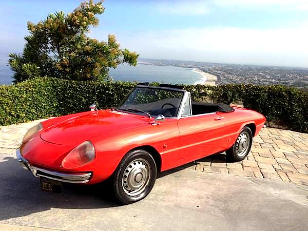 67 Alfa Romeo Spider
