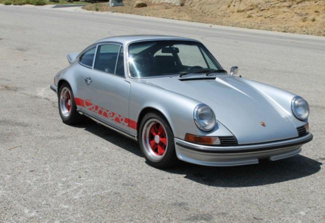 73 Porsche 911