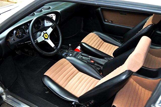 75 Ferrari 308 GTB 4