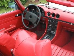 77 Mercedes Benz 450SL