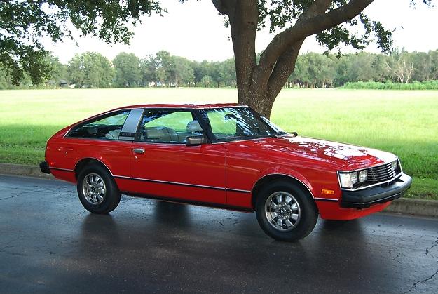 81 Toyota Celica