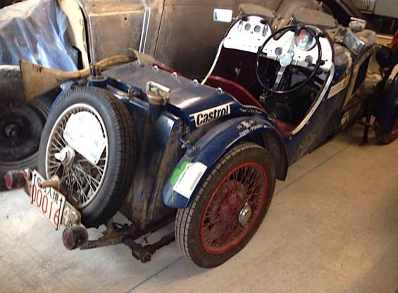1933 MG Compressor
