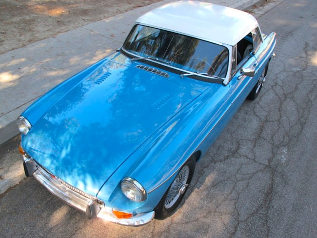 1963 MGB V8 Conversion