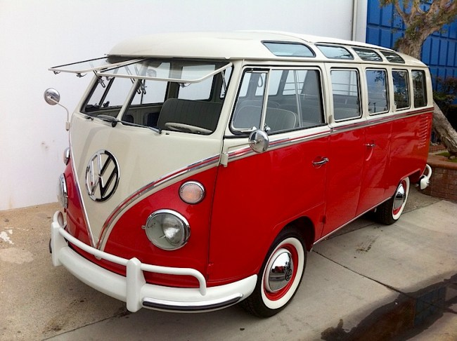 1964 Volkswagen 21 Window Bus