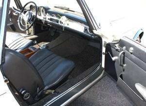 1967 Mercedes Benz 230SL