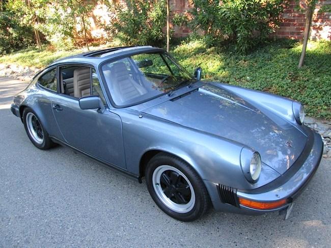Clean Slate: '83 Porsche 911SC | Mint2Me