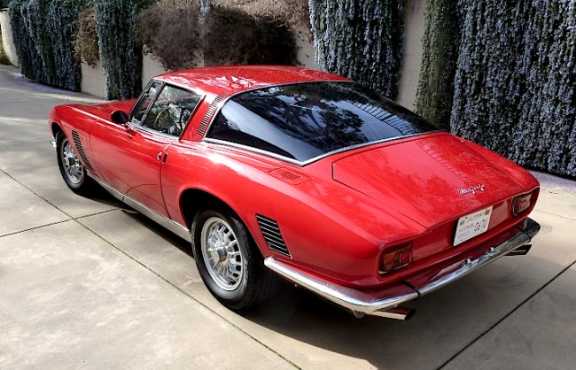 68 Iso Grifo re
