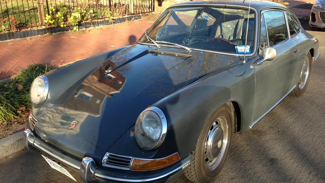 66 Porsche 912