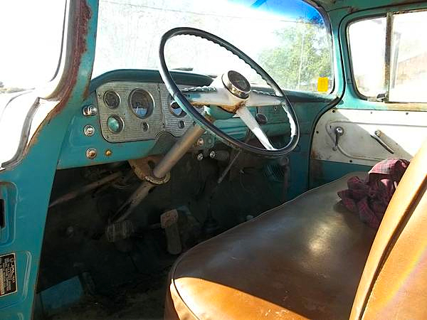 Mountain Goat Project: '56 GMC NAPCO 4X4 | Mint2Me