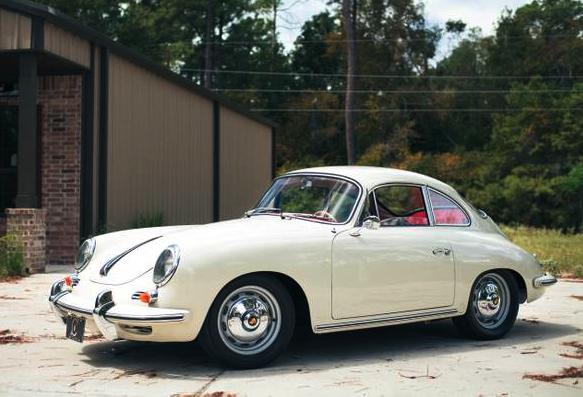 1962 Porsche 356B S9