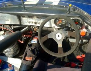 1965 Jaguar XKE Racer int