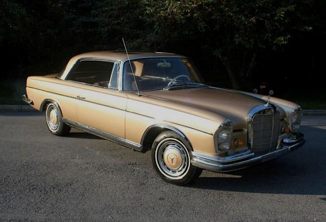 1965 Mercedes Benz 300SE
