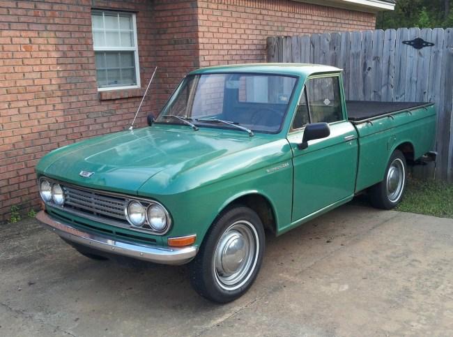 1968 Datsun Pickup