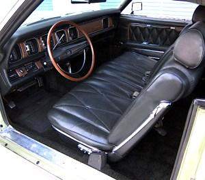 1969 Lincoln Continental Mark III