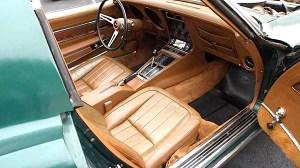 1971 Corvette C3 Sport Coupe