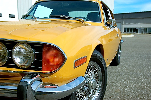 1971 Triumph Stag fr