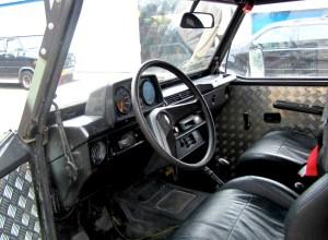 1985 Mercedes Benz G-Wagen