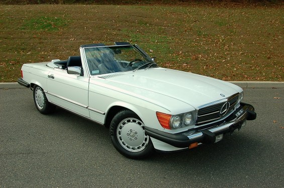 1989 Mercedes Benz 560SL