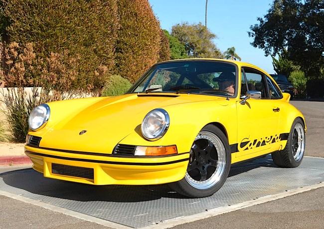 '73 Porsche Carrera Clone