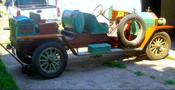 1914 REO Speedwagon pro