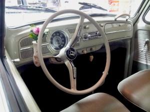 1965 VW Beetle int