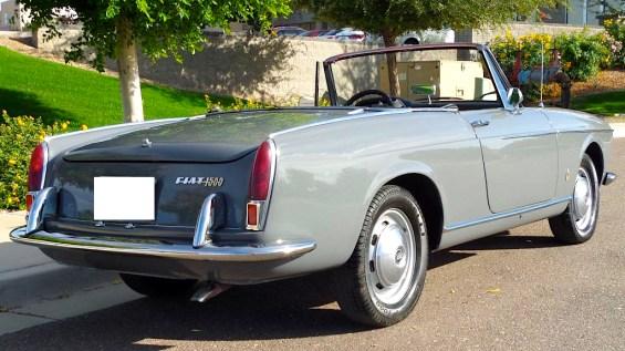 1966 Fiat 1500 re