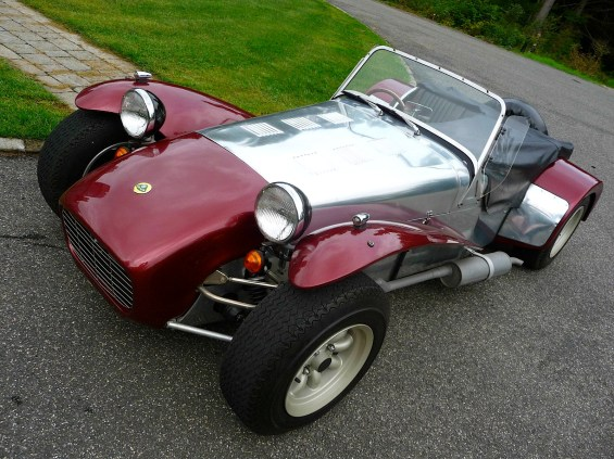 1966 Lotus Seven Series II