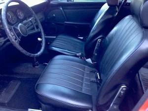 1968 Porsche 912 int