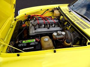 1974 Alfa Spider