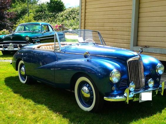 53 Sunbeam Alpine MK I