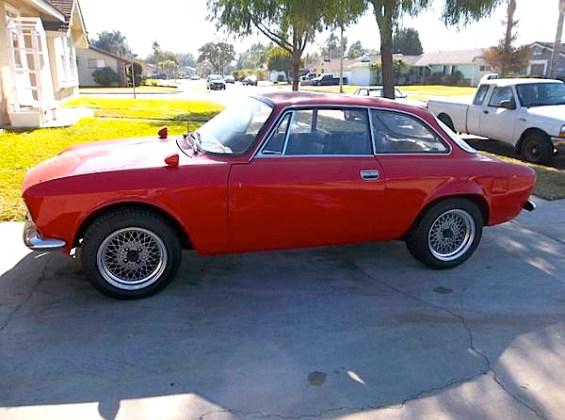 67 Alfa Romeo GT