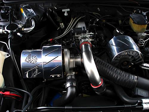 87 Buick GNX eng