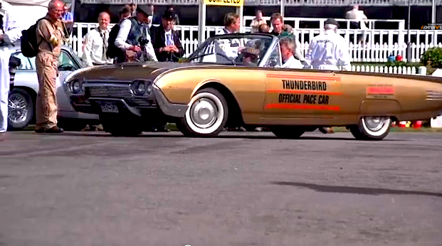 T-Bird Official Car