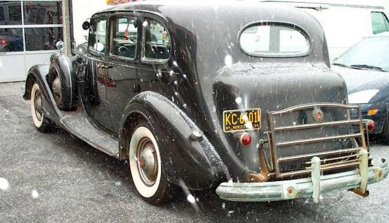 Packard Straighteight