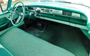 1958 Buick Century int
