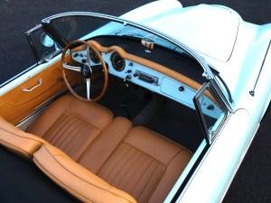1958 Lancia Aurelia B24 Conv int