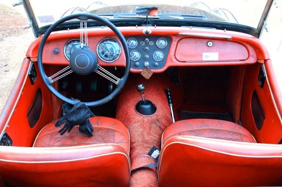 1959 Triumph TR3A int