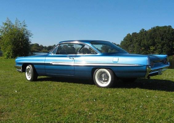 61 Ventura rear